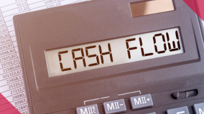 business cash flow invoices