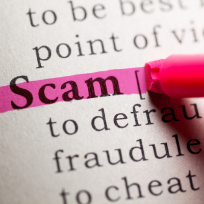 Protect Small Business from Scams